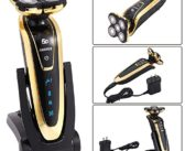 Hair Salon New Rechargeable Deluxe Rotary Men's 5D Washable Cordless E… Review