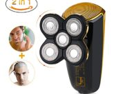 Wet Dry Men's Shaver Bald Head Shaver,2 in 1 Professional Cordless Ele… Review